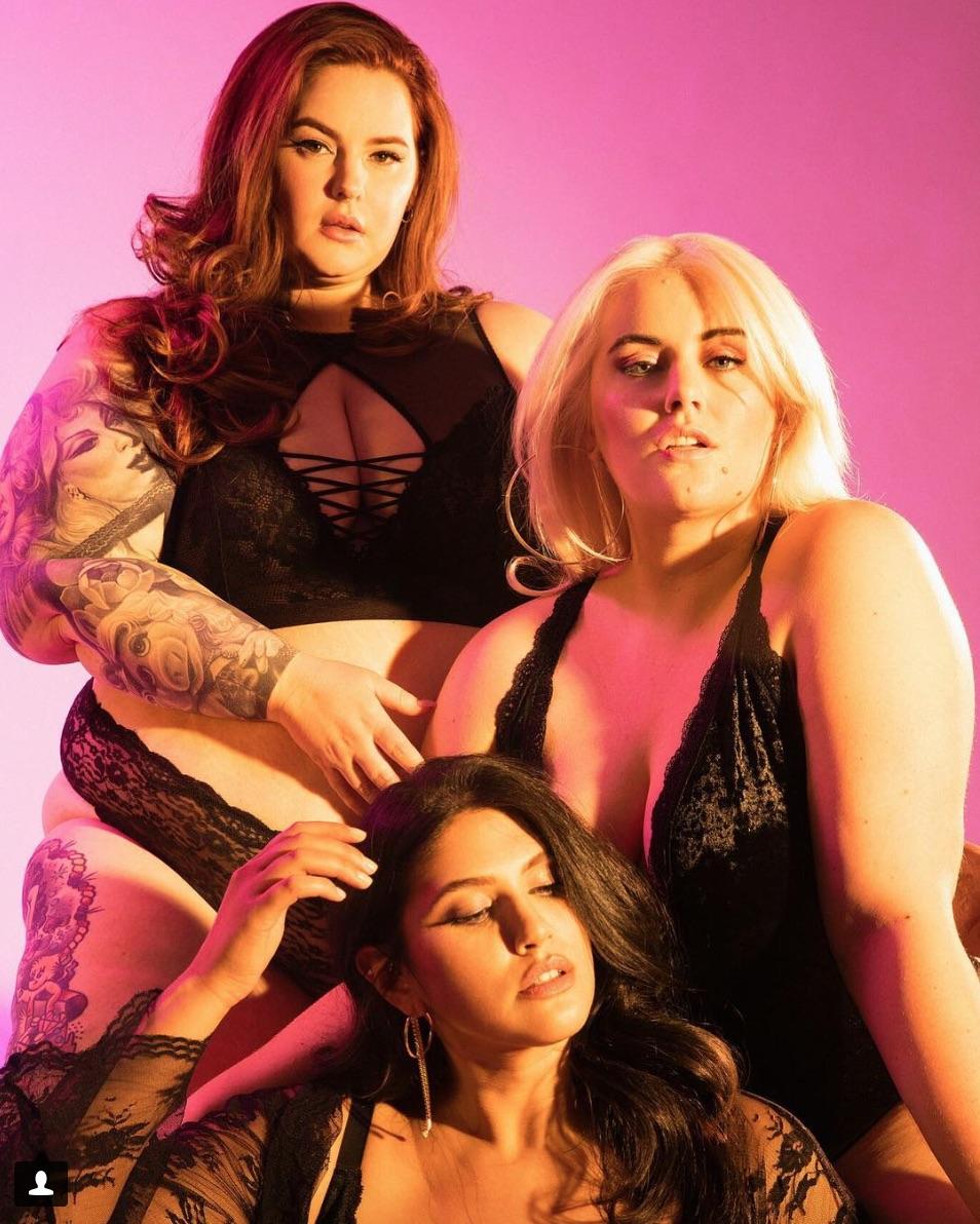 Tess Holliday e Felicity Hayward, il sesso raccontato da due modelle plus-size