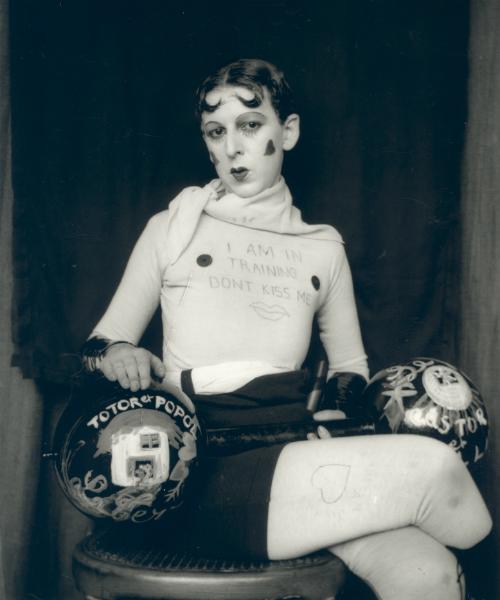 """Il """"terzo sesso"""" di Claude Cahun, musa di Dior né donna, né uomo"""