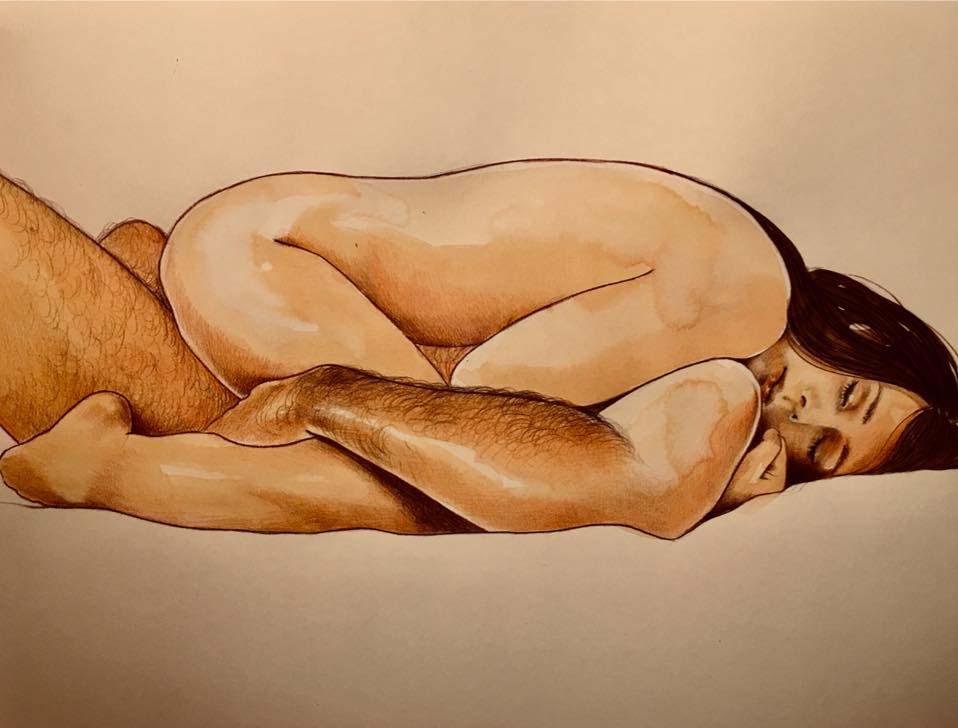 L'erotismo e la solitudine di un amore a distanza