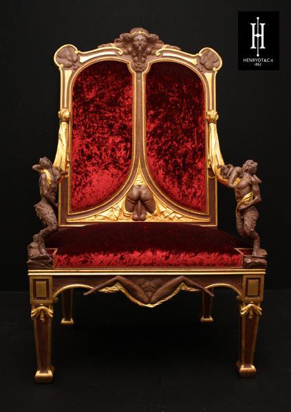 I falli, i mobili erotici e le stanze del piacere della zarina Caterina II di Russia