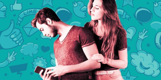 Il micro-cheating può davvero essere considerato come tradimento?