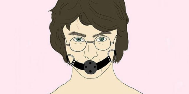 Vita sessuale e fantasie erotiche di Harry Potter