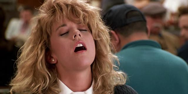 """Com'è vedere l'orgasmo di Meg Ryan (in """"Harry ti presento Sally"""") se sei suo figlio"""