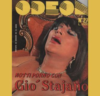 Giò Stajano, la prima donna trans italiana che si sarebbe fatta suora