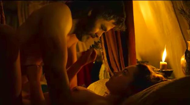 La classifica delle migliori scene di sesso del 2018