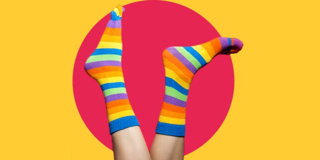 Perché è più facile raggiungere l'orgasmo se si indossano i calzini