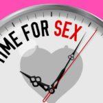 Quanto dovrebbe durare un rapporto sessuale?
