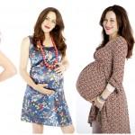 Abbigliamento premaman: mamme in attesa sempre più fashion