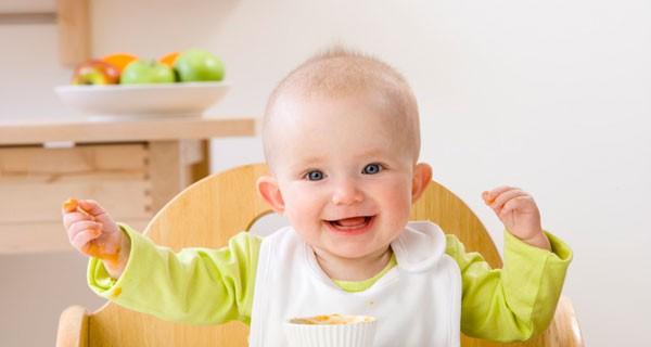 Le ricette per lo svezzamento: le migliori pappe per i vostri bambini