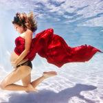 Sott'Acqua Con Il Pancione: La Magia Della Gravidanza In 20 Foto
