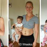 Neomamma Condivide le Foto del suo Corpo per Rassicurare le altre Mamme