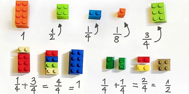 Un Modo Geniale per Insegnare la Matematica con... i Mattoncini Lego: Ecco Come