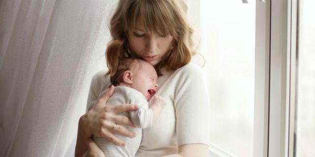 rigurgito e soffocamento neonato