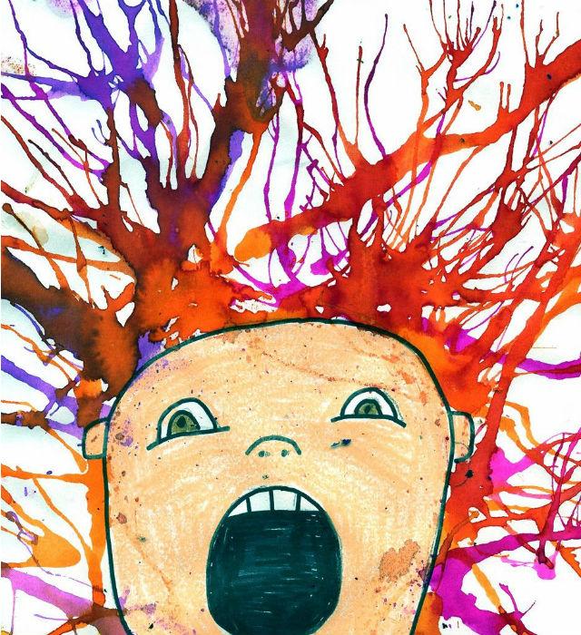 15 Divertenti Tecniche per Disegnare Con i Bambini