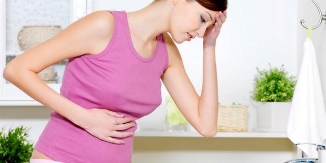 pancia dura in gravidanza cause