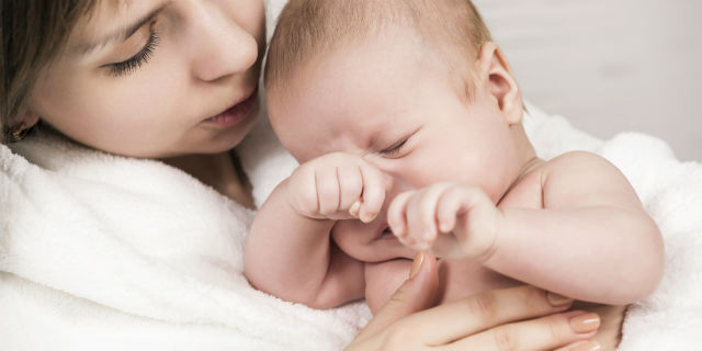 reflusso del neonato rimedi