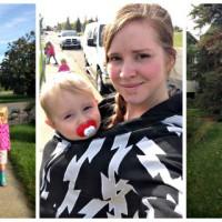Mamme che Portano in Fasce i propri figli: il Babywearing Spopola in Italia