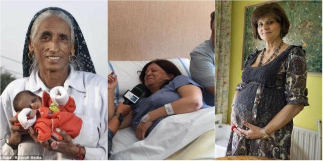 Mamme-nonne: scegliere di diventare madri dopo i 60 anni