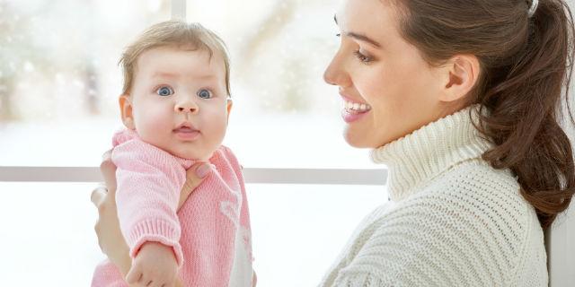 Il singhiozzo nei neonati: come farlo passare?