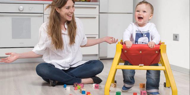 Il girello per bambini: tutti i pro e i contro