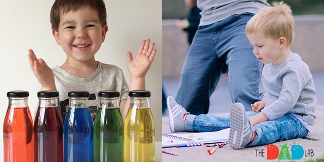 The Dad Lab: il social papà che conquisterà voi e i vostri figli con i suoi esperimenti