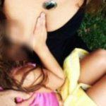 Allatta al seno la figlia di 7 anni: madre accusata di abusi sessuali