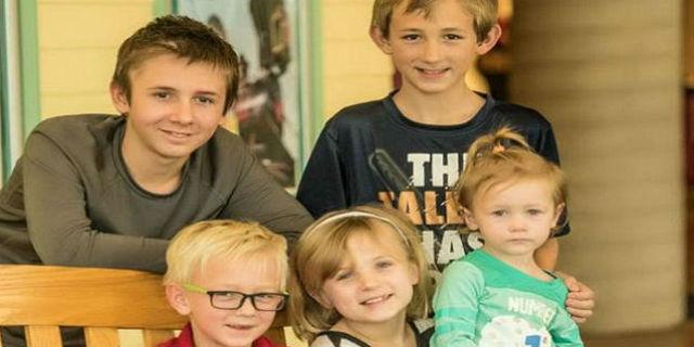 AAA Cercasi famiglia che adotti, insieme, questi cinque fratelli