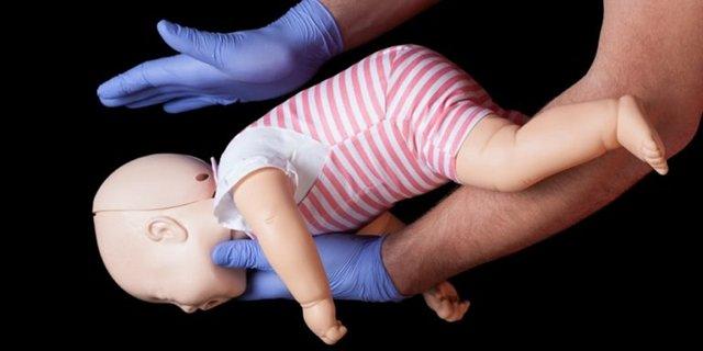 disostruzione pediatrica manovra di heimlich neonato