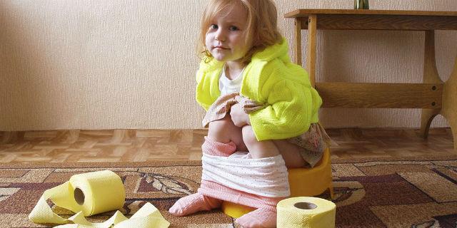Tecnica Fellom, come insegnare al bambino a usare il vasino in 3 giorni