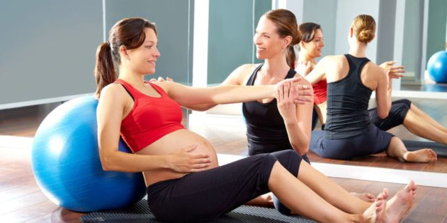 sport in gravidanza si può fare