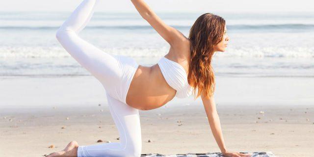 Sport in gravidanza: si può fare?