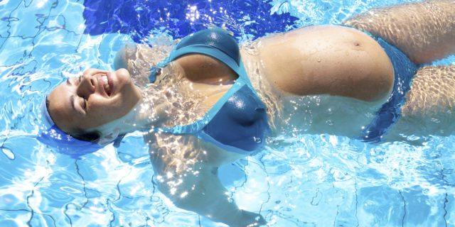 sport in gravidanza nuoto