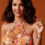 """Caterina Balivo: """"Non cancellate le smagliature dal mio pancione"""""""