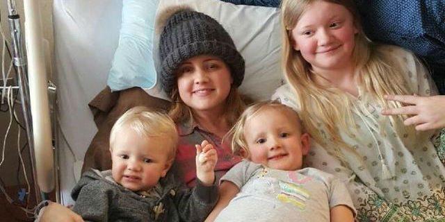 Malata di cancro, sacrifica la sua vita per dare alla luce sua figlia