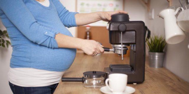 caffè in gravidanza alternative