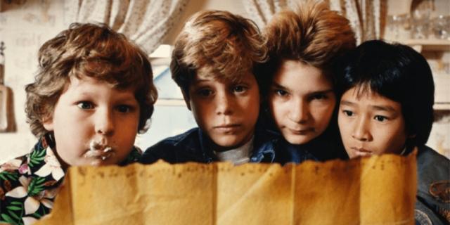 film per bambini Goonies