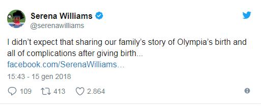 Serena Williams e le altre star che hanno raccontato il lato oscuro di essere madri