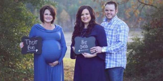 """Nonna Patty diventa mamma surrogata di suo nipote: """"L'ho fatto per mio figlio"""""""
