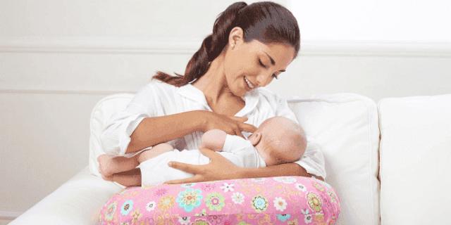 cuscino allattamento come usarlo