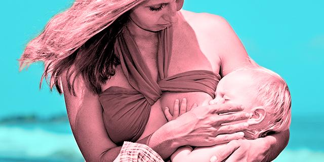 La risposta di una madre al figlio (adulto) scandalizzato da una donna che allattava
