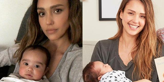 """Jessica Alba: """"Come madre (di 3 figli) faccio un sacco di errori"""""""