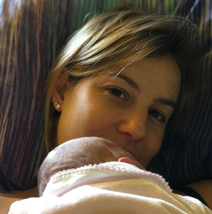 Tania Cagnotto: vita da mamma e quel trucco per far addormentare Maya