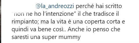 """""""Non me lo chiedete più"""": Michela Andreozzi sulla scelta di non avere figli"""