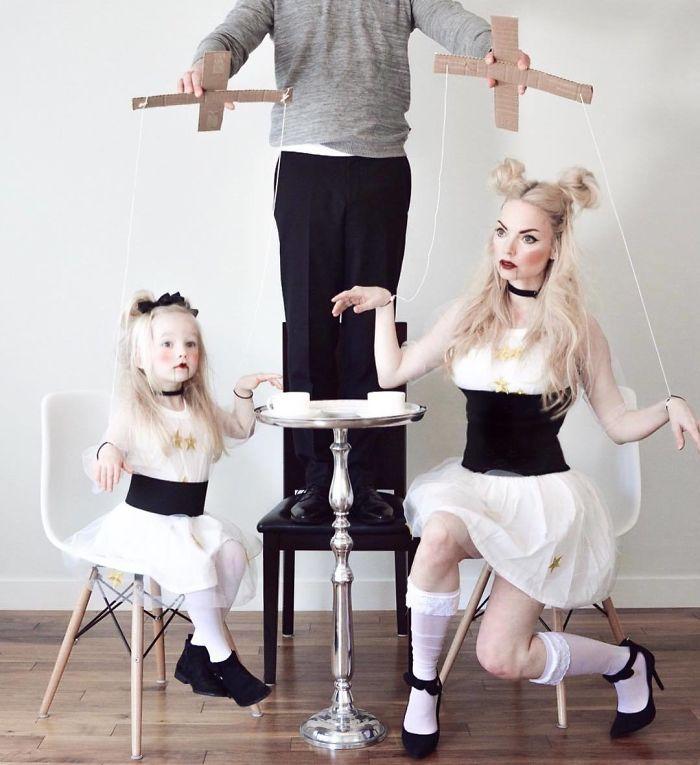 La sushi family e altre 19 strane foto di famiglia