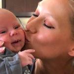 """Perché Anna Kournikova è stata """"costretta"""" a postare le prove della gravidanza"""