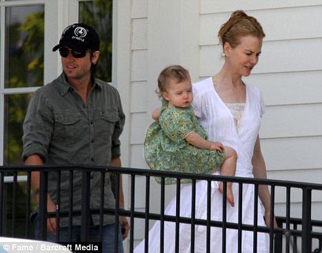"""Nicole Kidman e il dolore dell'aborto: """"Io e Tom Cruise abbiamo perso 2 figli"""""""