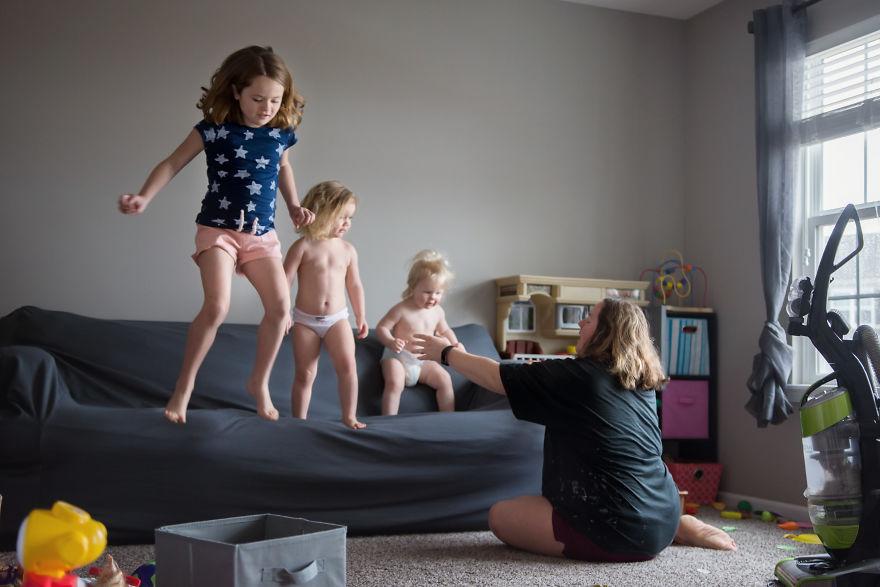 """""""Queste 22 foto mostrano cos'è davvero la maternità"""""""
