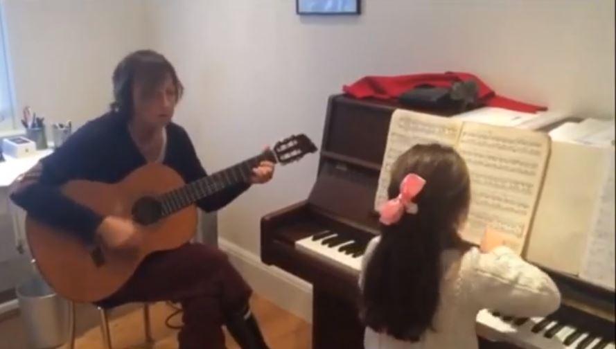 Perché Gianna Nannini ha chiamato la figlia Penelope
