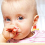 Come tenere a bada il raffreddore nel neonato