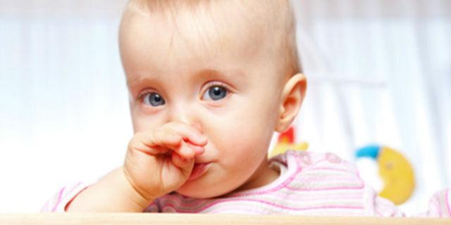 raffreddore nel neonato